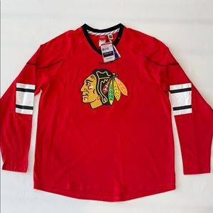 NHL Chicago Blackhawks Long Sleeve T-Shirt
